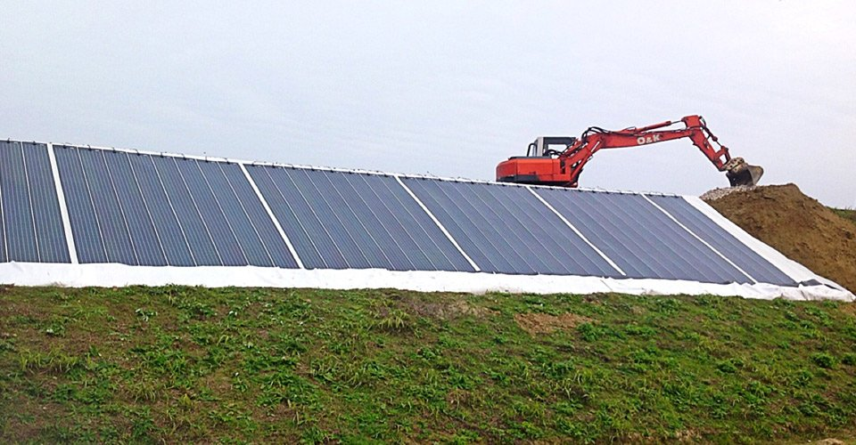 PV PLANT - RIOPOWER | VENETO STRADE SPA